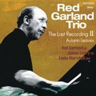 RED GARLAND The Last Recording 2: Autumn Leaves album cover
