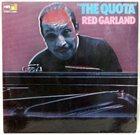 RED GARLAND The Quota album cover