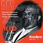 RED HOLLOWAY In the Red album cover