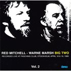 RED MITCHELL Big Two Vol. 2 album cover