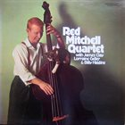 RED MITCHELL Red Mitchell Quartet (aka Presenting Red Mitchell) album cover