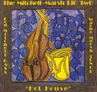 RED MITCHELL Red Mitchell, Warne Marsh ‎: The Mitchell-Marsh Big Two - Hot House album cover