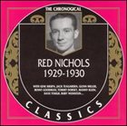 RED NICHOLS The Chronological Classics: Red Nichols 1929-1930 album cover