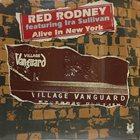 RED RODNEY Alive In New York album cover