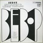 RED RODNEY Red Rodney & Lennie Tristano : Bebop album cover