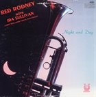 RED RODNEY Night And Day (With Ira Sullivan) album cover