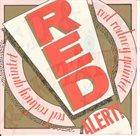 RED RODNEY Red Alert! album cover