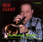 RED RODNEY Red Giant album cover