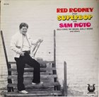 RED RODNEY Superbop album cover