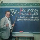RED RODNEY The 3 R's album cover
