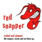 RED SNAPPER Reeled and Skinned album cover