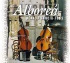RENAUD GARCIA-FONS Alboreá album cover