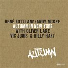 RENÉ BOTTLANG Autumn in New York album cover