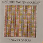 RENÉ BOTTLANG Voyages Divers album cover