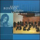 RENEE ROSNES Renee Rosnes With the Danish Radio Big Band album cover