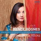 RENEE ROSNES Written In The Rocks album cover