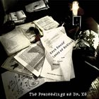 RENT ROMUS The Proceedings of Dr. Ké album cover