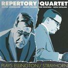 REPERTORY QUARTET Plays Ellington/Strayhorn album cover
