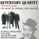 REPERTORY QUARTET The Joint Is Jumpin' - Music of Fats Waller album cover