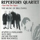 REPERTORY QUARTET Turn out the Stars - Music of Bill Evans album cover
