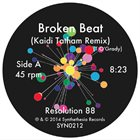 RESOLUTION 88 Broken Beat (Kaidi Tatham Remix) album cover