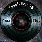 RESOLUTION 88 Press Play album cover