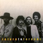 RETURN TO FOREVER This Is Jazz 12 album cover