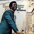 REUBEN WILSON On Broadway album cover
