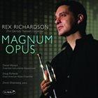REX RICHARDSON Magnum Opus: 21st Century Trumpet Concertos album cover