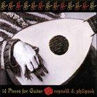 REYNOLD PHILIPSEK 14 Pieces For Guitar album cover