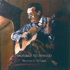 REYNOLD PHILIPSEK Homage To Django album cover