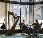 REZ ABBASI Isabelle Olivier & Rez Abbasi : Oasis album cover