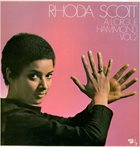 RHODA SCOTT A L'Orgue Hammond Vol 2 (aka Rhoda Scott 1.) album cover