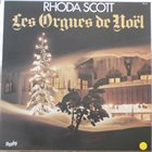 RHODA SCOTT Les Orgues De Noël album cover
