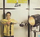 RHODA SCOTT Live album cover