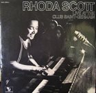 RHODA SCOTT Live At The Club Saint-Germain album cover