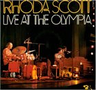 RHODA SCOTT Live At The Olympia album cover