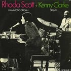 RHODA SCOTT Rhoda Scott + Kenny Clarke album cover