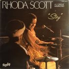 RHODA SCOTT Stay album cover