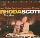 RHODA SCOTT Very Saxy - Live au Méridien 2004 album cover