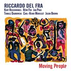 RICCARDO DEL FRA Moving People album cover