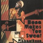 RICHARD BONA Bona Makes You Sweat - Live album cover
