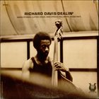 RICHARD DAVIS Dealin' (aka Blues For Now) album cover