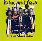 RICHARD DAVIS One For Frederick / Live At Sweet Basil album cover