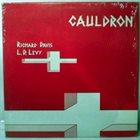 RICHARD DAVIS Richard Davis / L.D. Levy : Cauldron album cover