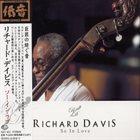 RICHARD DAVIS So in Love album cover