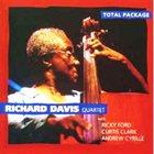 RICHARD DAVIS Total Package album cover