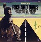 RICHARD DAVIS Way Out West album cover