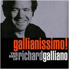 RICHARD GALLIANO Gallianissimo! The Best Of Richard Galliano album cover