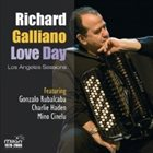 RICHARD GALLIANO Love Day - Los Angeles Sessions album cover